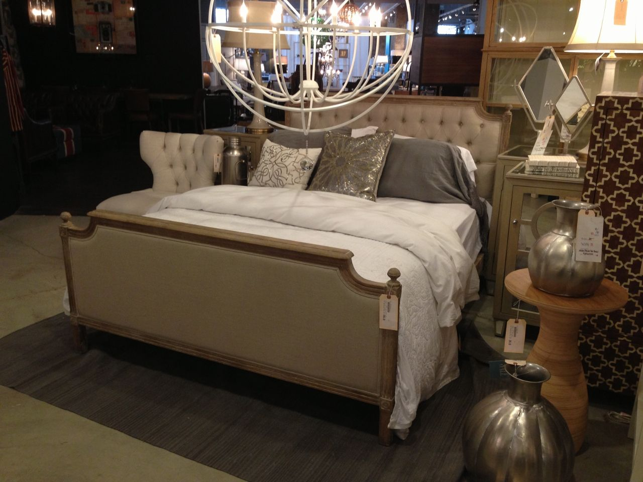 wood and upholstered beds. Upholstered, Wood-frame Bed. Wood And Upholstered Beds