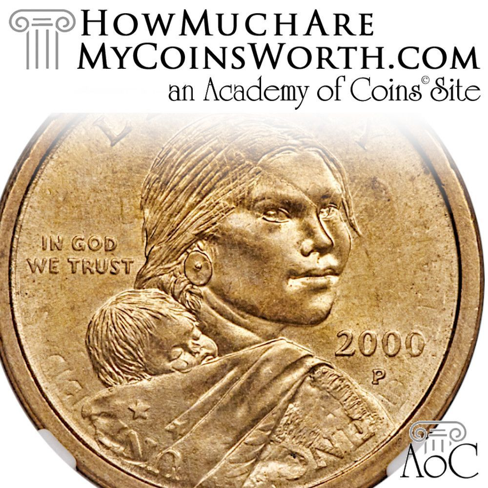 Your Weekly Coin: 2000-P Sacagawea Dollar, Double-Struck