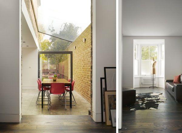Best Modern Home Renovations Contemporary Glass Roof Frames 400 x 300