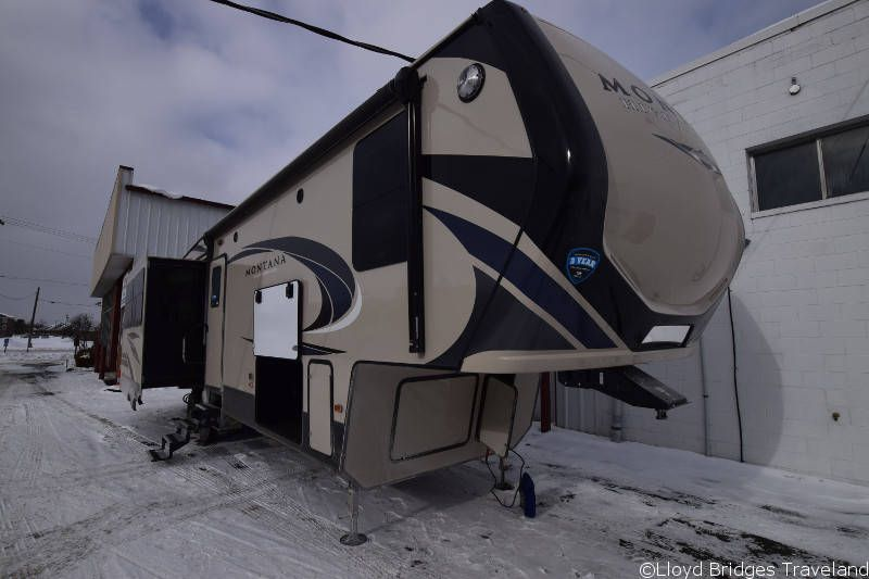 2018 Keystone Montana High Country 331RL for sale - Chelsea
