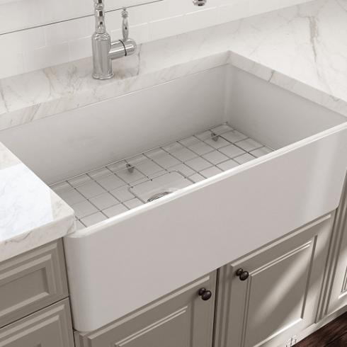 Farmhouse Kitchen Ideas To Consider Farmhouse Sink Faucet