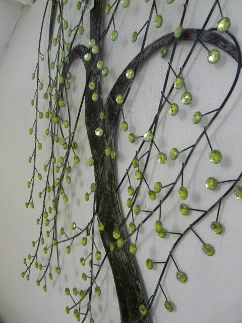 Contemporary Metal Wall Art \