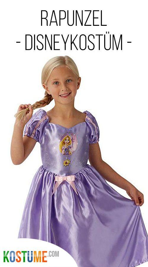 heiß-verkaufende Mode sehr günstig klar und unverwechselbar Rapunzel Fairytale Kinderkostüm | Klassiker // Disney ...