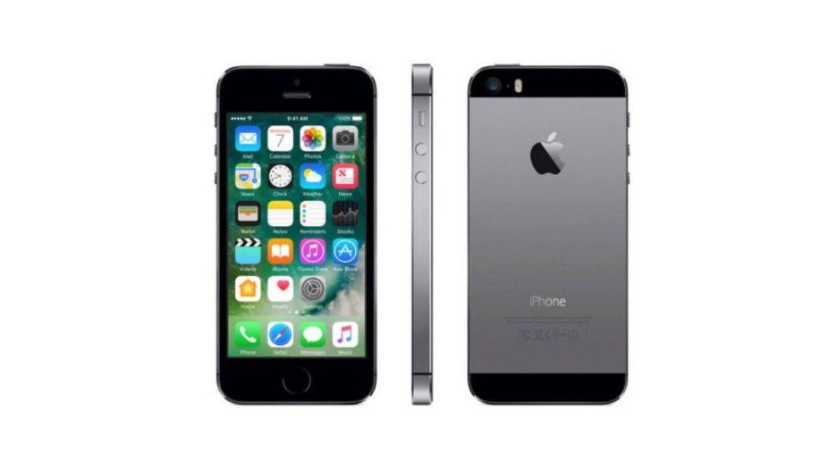 Straight Talk Prepaid Apple iPhone 5S 16GB CDMA Smartphone