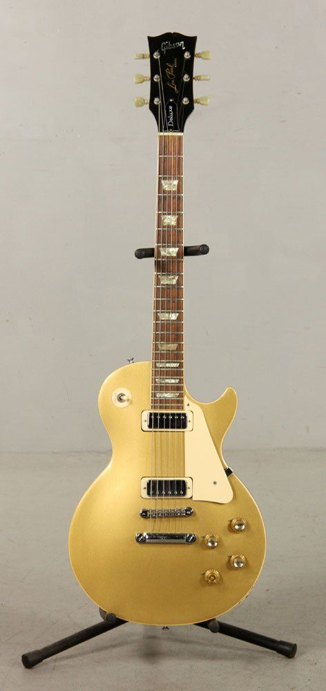 1970s Gibson Les Paul Deluxe Guitar