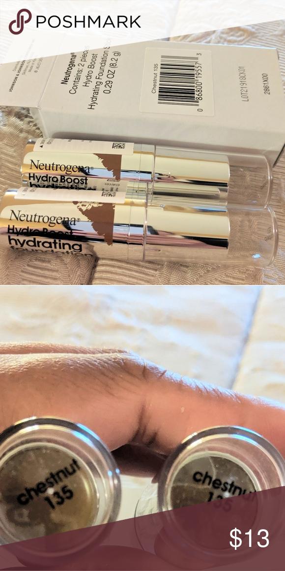 Neutrogena hydro boost foundation stick Two Chestnut