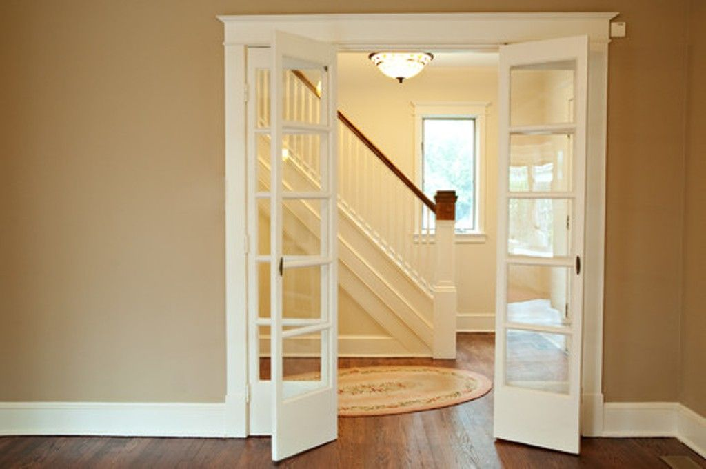 French Doors Interior Bifold Photo 5