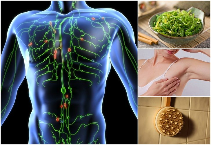 Signs Of A Clogged Lymphatic System And 10 Ways To Cleanse It  #lifehacks  #fitness