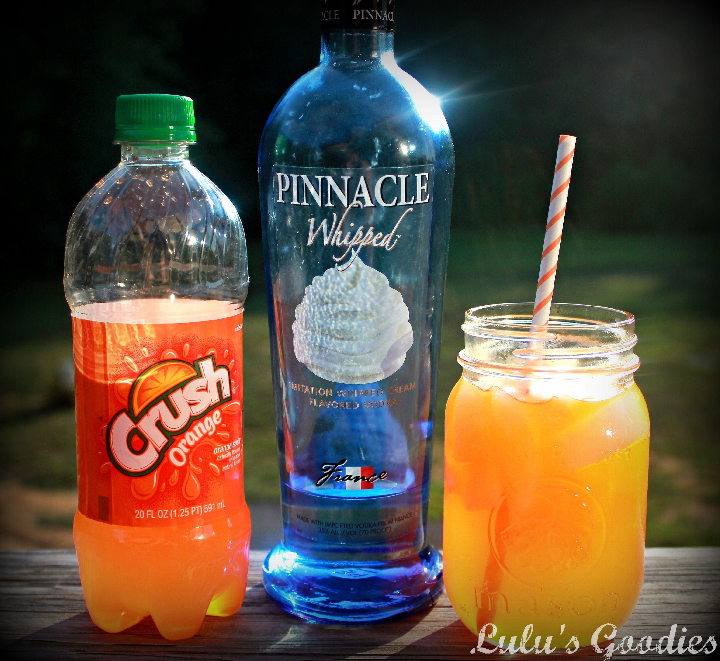 Rootbeer Float & Orange Dreamsicle Cocktails
