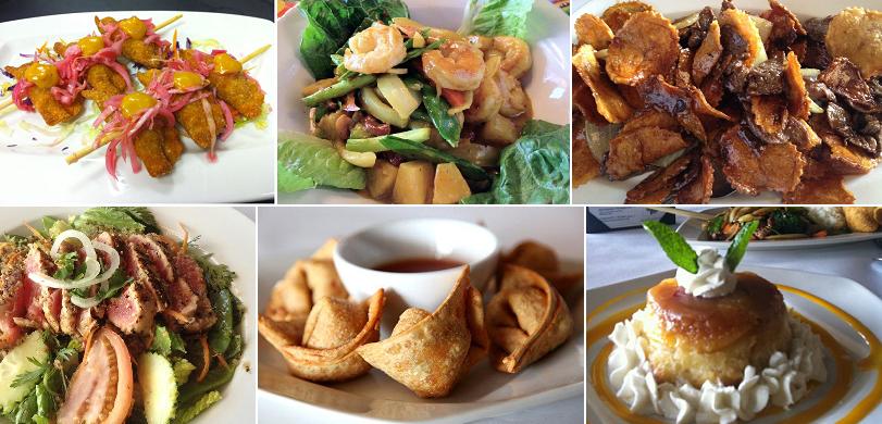 Wok In The Park Asian Chinese Thai Vietnamese Restaurant