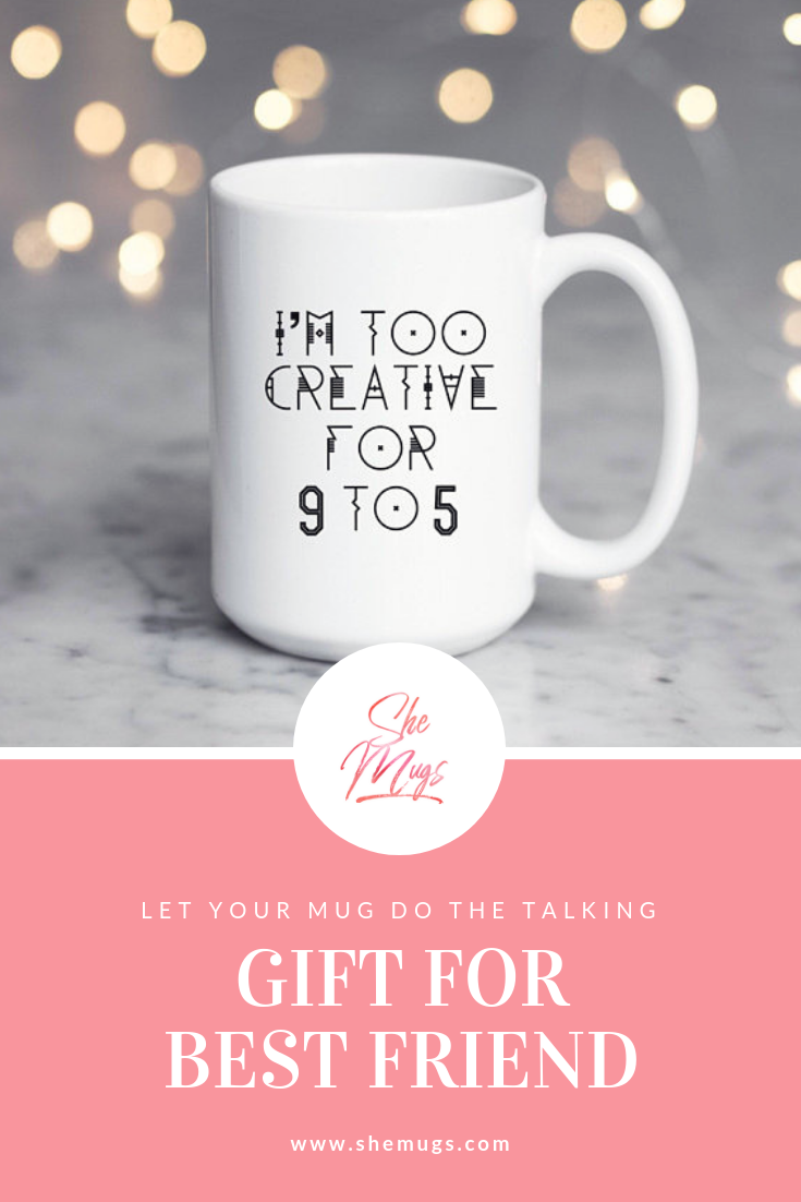 Creative Birthday Gift Mug