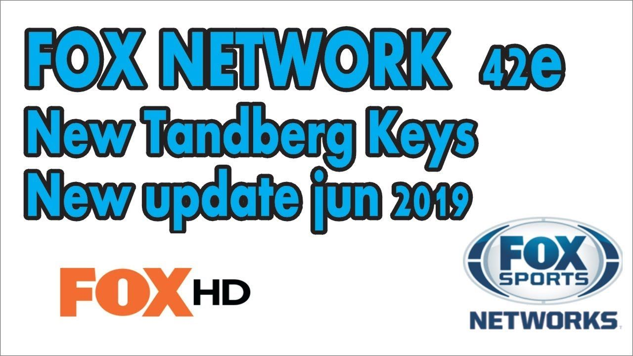 fox network 42e tandberg key 2019 | star look in 2019 | Fox