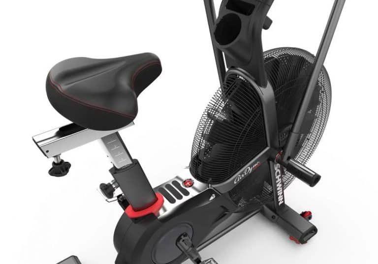 The Saddle Or Seat On The Schwinn Airdyne Pro Fan Bike Biking Workout Schwinn Workout Accessories
