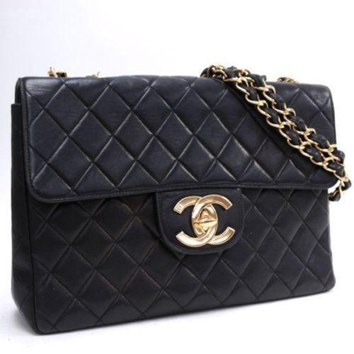 Chanel Matelasse Chain Shoulder Bag