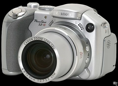 Canon Powershot S2 Is Review Digital Photography Review Powershot Canon Powershot Old Camera