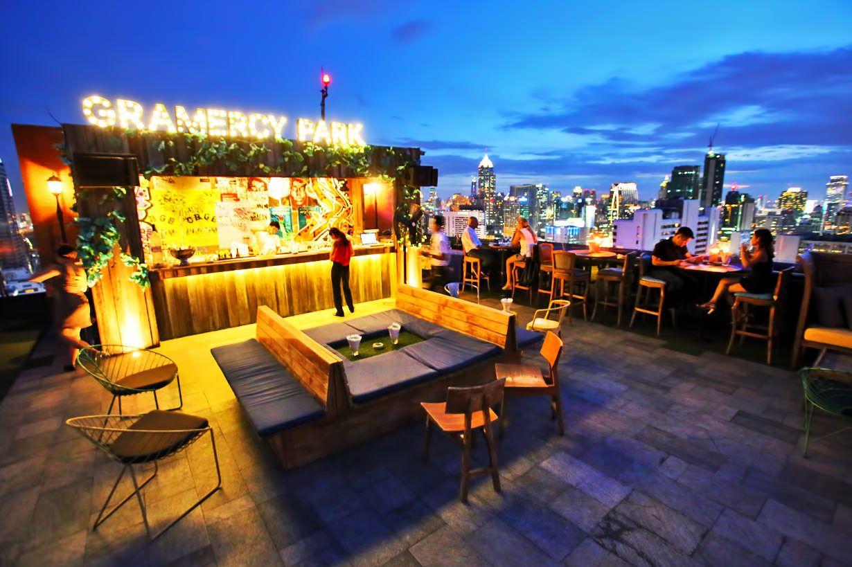 Above Eleven Rooftop Bar  Bangkokcom Magazine  Dreaam