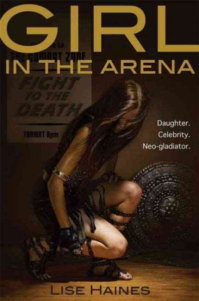 GirlintheArena by LiseHaines