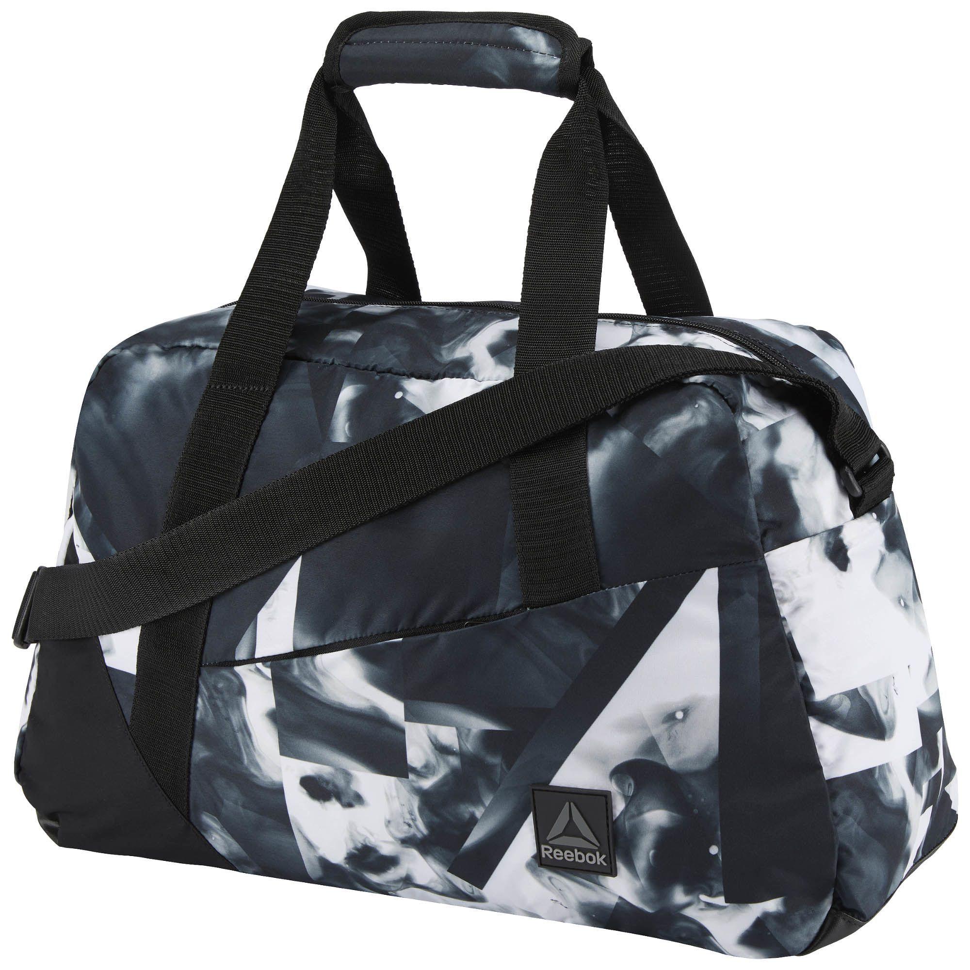 Reebok Graphic Grip Duffle Bag