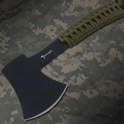 Tomahawk Compact Full Tang Axe For Camping & Hiking - XL1326