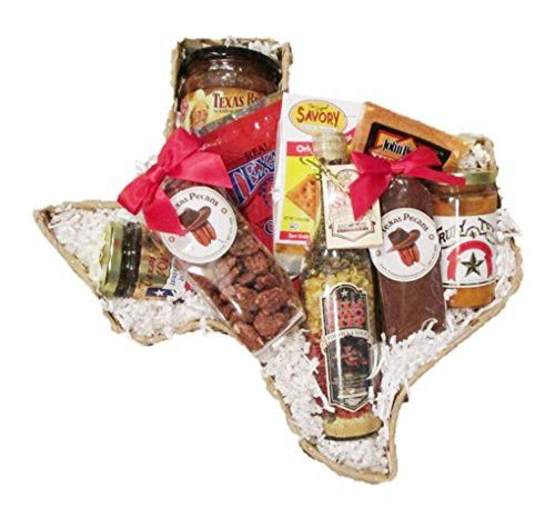 Ranch Hand Taste of Texas Food Gift Basket | Coffee Gifts ...