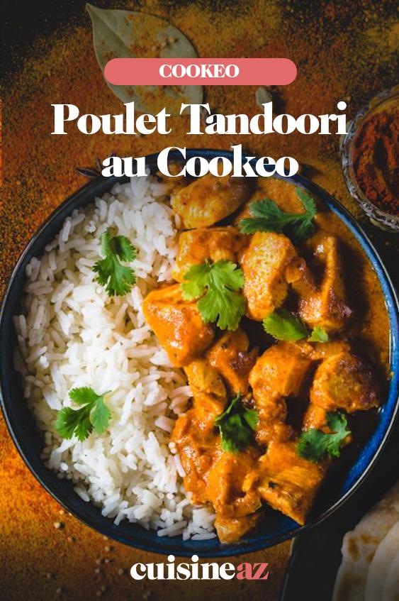 Poulet Tandoori Avec Cookeo