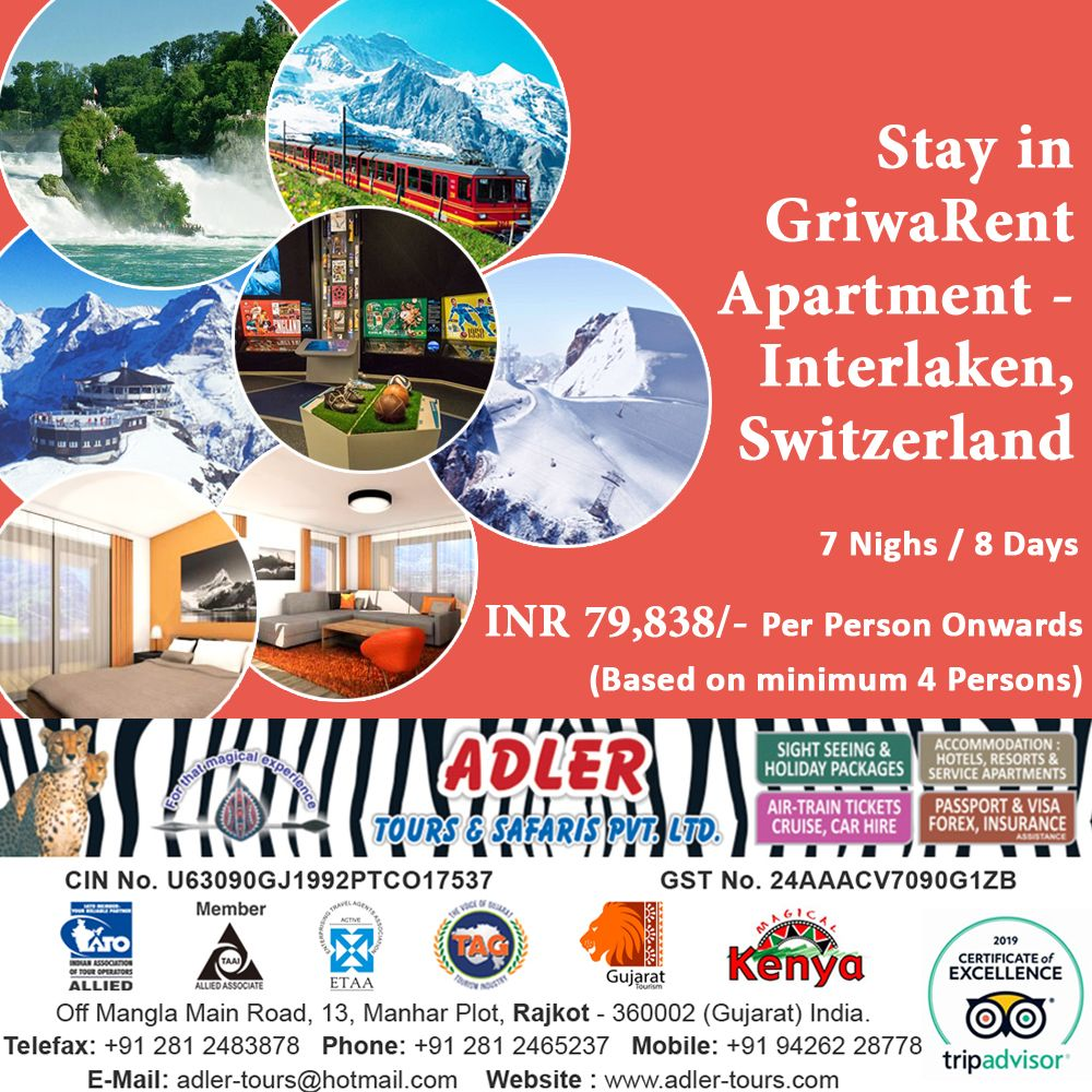 Stay In Griwarent Apartment Interlaken Switzerland With Images