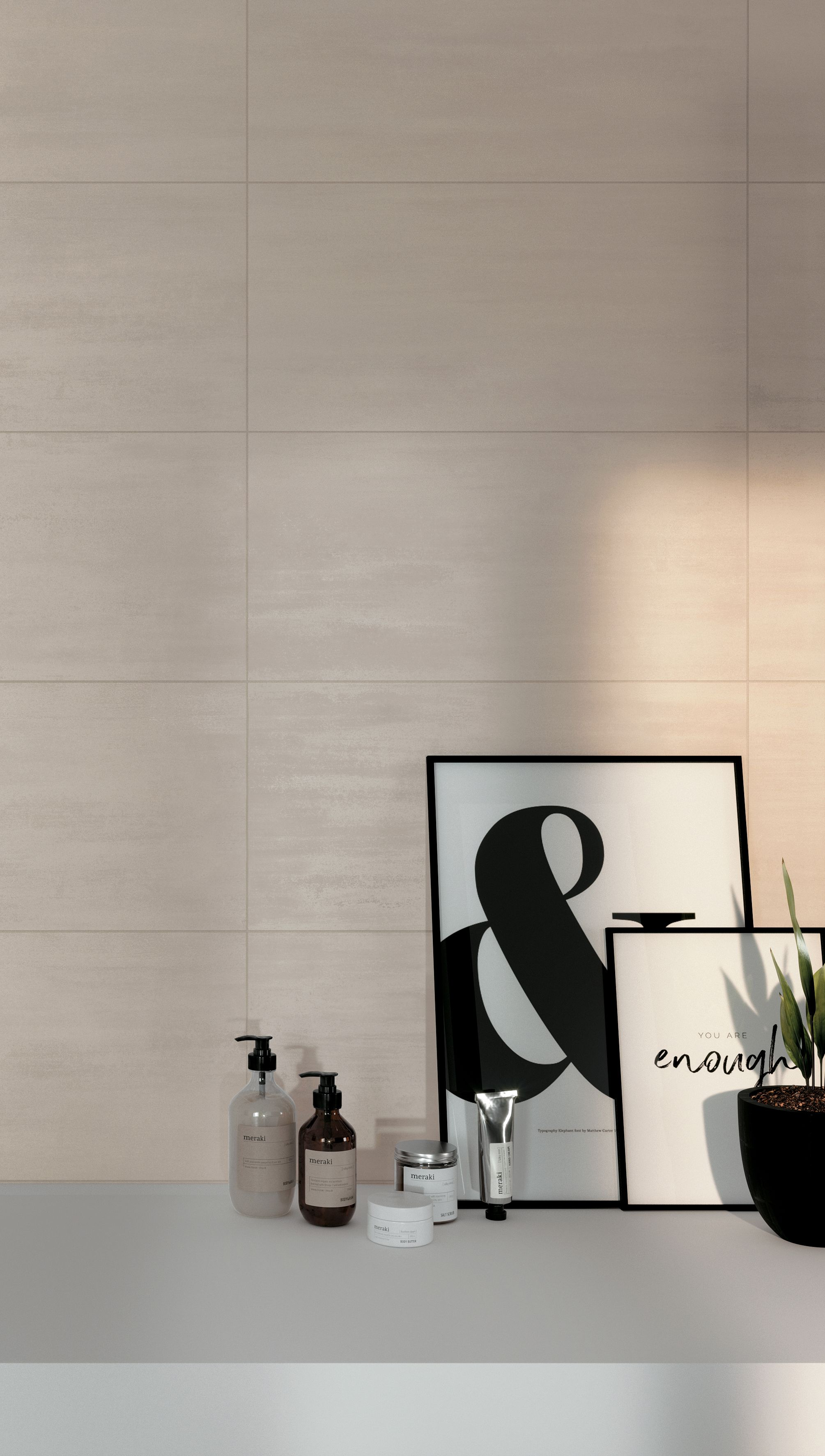 Hirati Decoration Salle De Bain Salle De Bain Et Carrelage Blanc