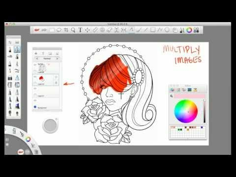 Basics Of Sketchbook Pro Updated Tutorial Youtube Autodesk
