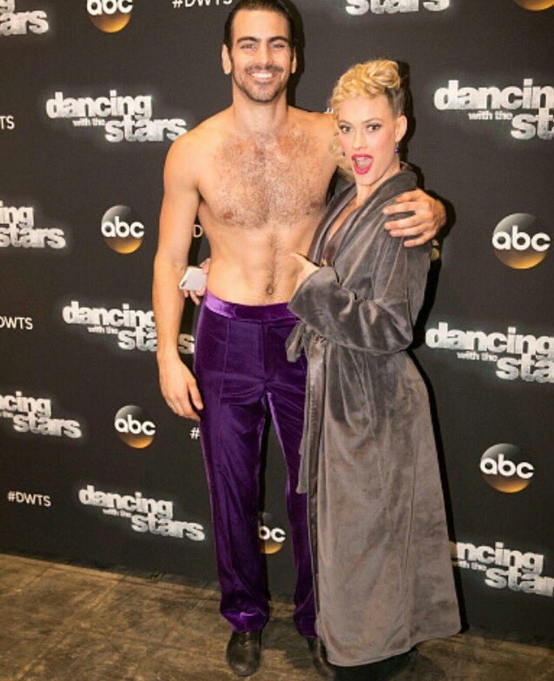 Pin By William See On Superman Hirsute Nyle Dimarco Dancing With The Stars Dwts
