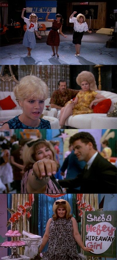 Hairspray, 1988 (dir. John Waters). #movie #musical #film ...