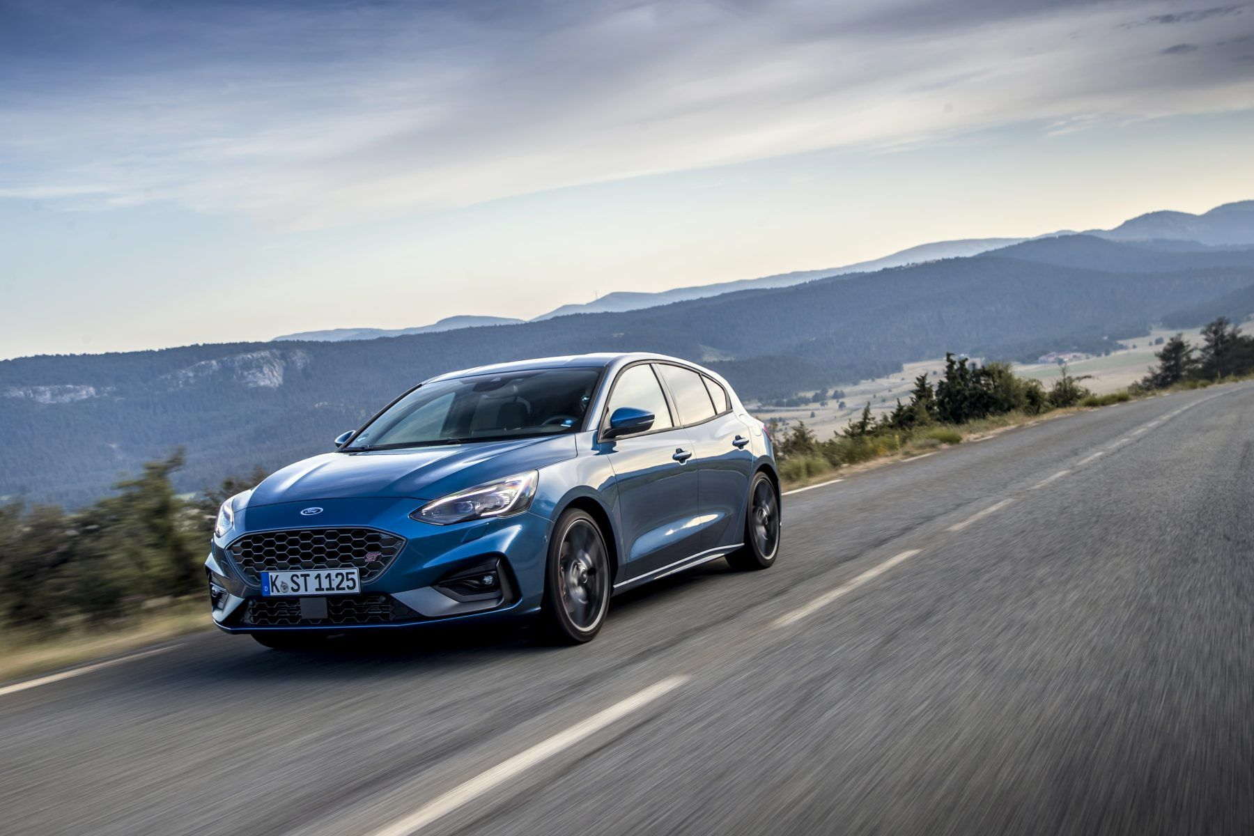 Driven 2020 Ford Focus ST Ford focus, Hatchback cars, Ford