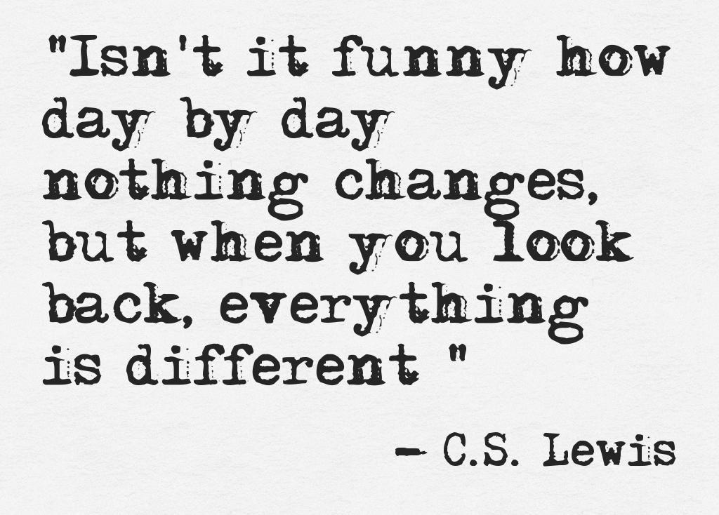 #C.S. #Lewis #Quote