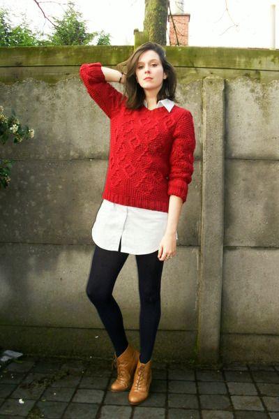 tunic with sweater | My Virtual Closet | Pinterest | Virtual ...