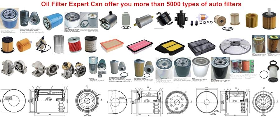 Finding The Top Automotive Oil Filters Manufacturers In India