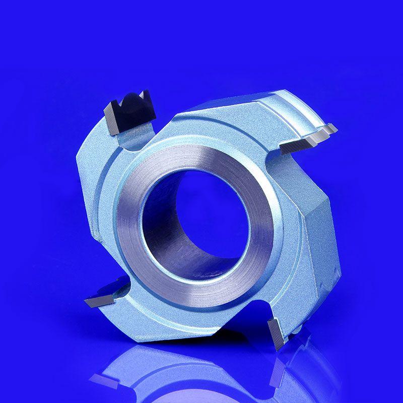 Spiral Wood Shaper Cutters Tungsten Carbide Blade for