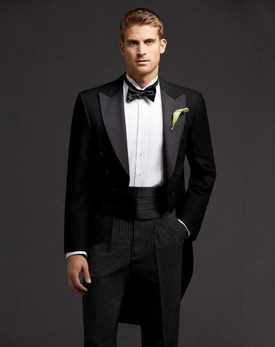 Full Dress Tails Peak Lapel Tuxedo   The Men\'s Wearhouse®   https ...