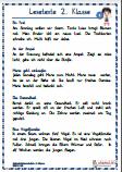 #Lesetexte 2.Klasse #Grundschrift  #Arbeitsblätter / Übungen / Aufgaben für den #Deutschunterricht – Grundschule.  Es handelt sich um 77 #Lesetexte (Diktate), aus der 2.Klasse, die auf 20 Arbeitsblätter verteilt sind. Schriftgröße 18  Grundschrift  Alle Materialien wurden in der Praxis entworfen und haben sich dort bestens bewährt. Angelehnt an die aktuellen Lehrpläne in Bayern.
