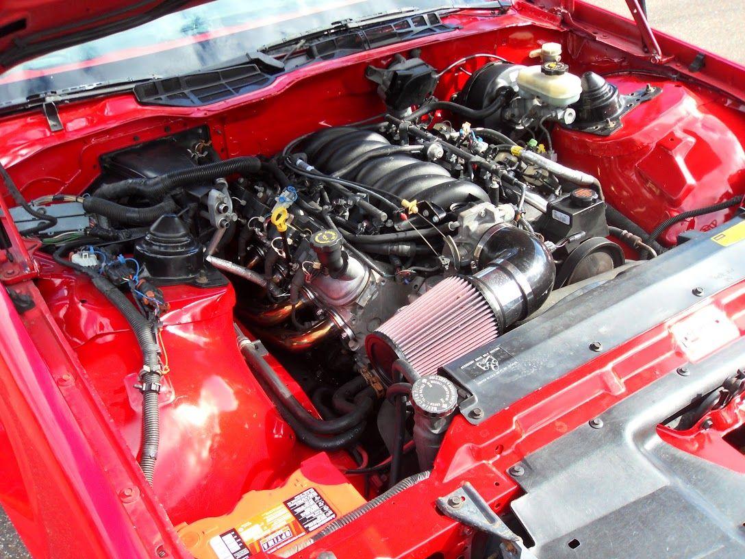 Ls1 Engine In A Third Gen Camaro Ls1 Engine Camaro Muscle Cars