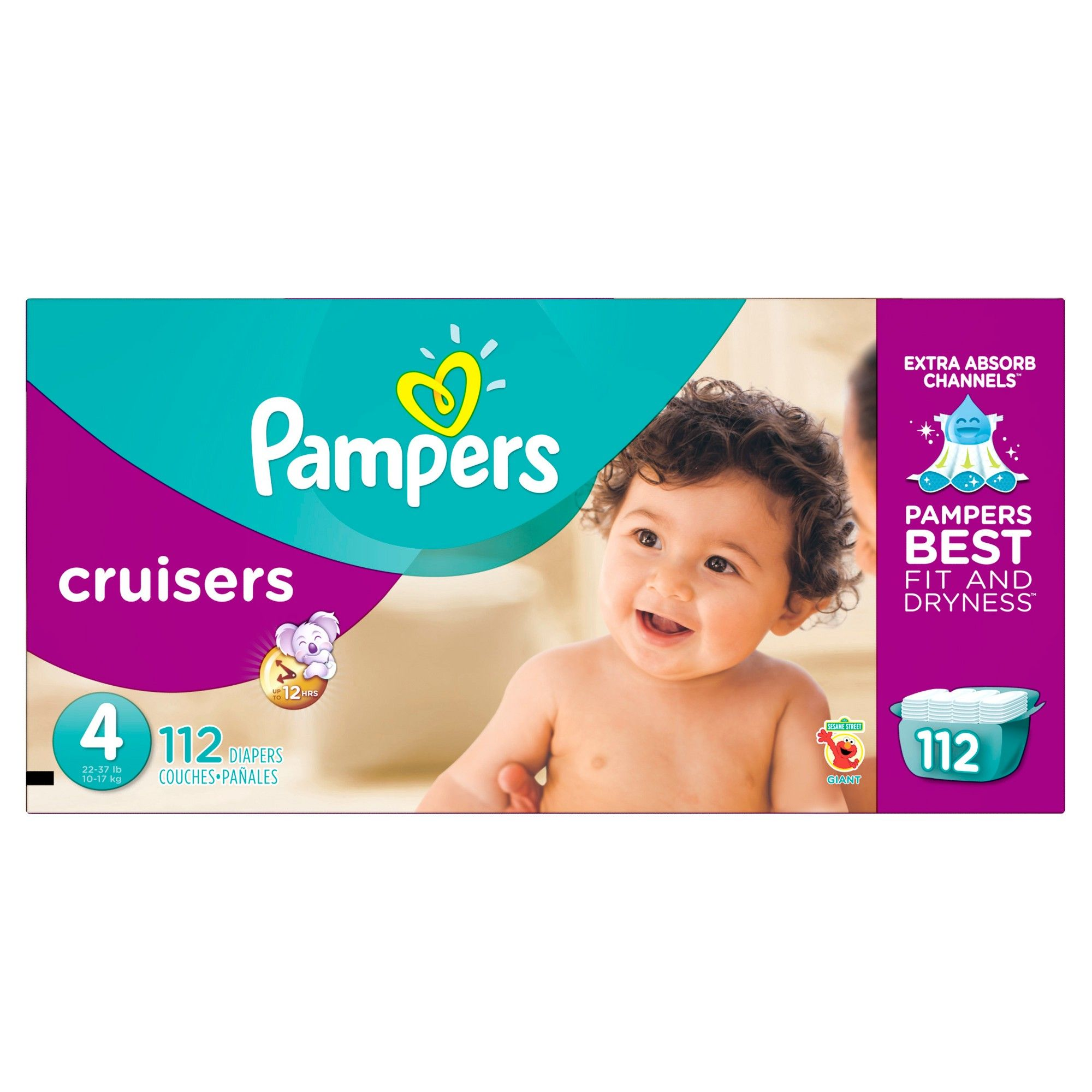 Pampers cruisers diapers giant pack size 4 112 ct diapers pampers cruisers diapers giant pack size 4 112 ct nvjuhfo Image collections