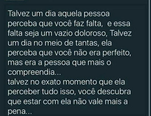 Frases De Amor Não Correspondido Indiretas: Dê Valor Enquanto Se Tem !!!