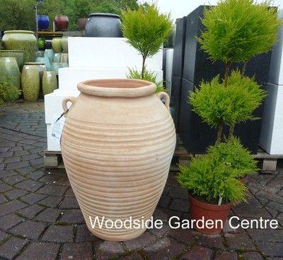 Large apta terracotta aegean garden urn woodside garden centre large apta terracotta aegean garden urn woodside garden centre pots to inspire workwithnaturefo