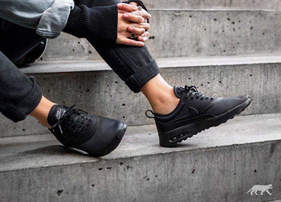 Nike Wmns Air Max Thea Ultra PRM Beautiful x Powerful Black
