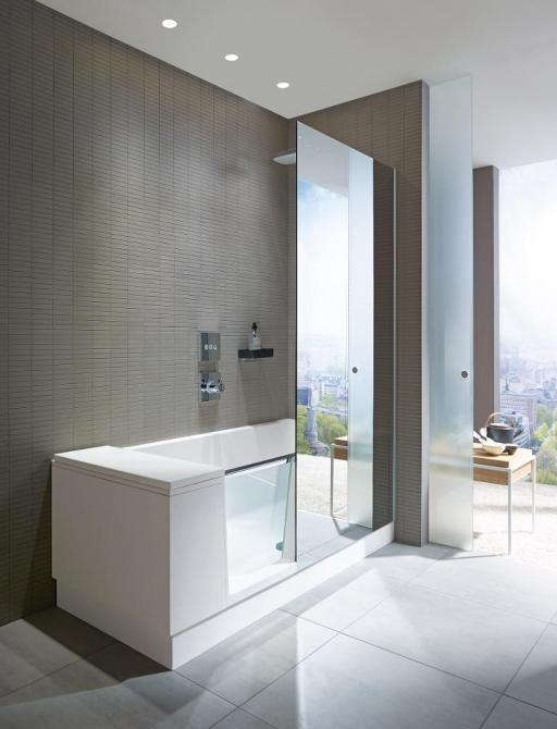 Shower + Bath Duravit Salle de bain Pinterest
