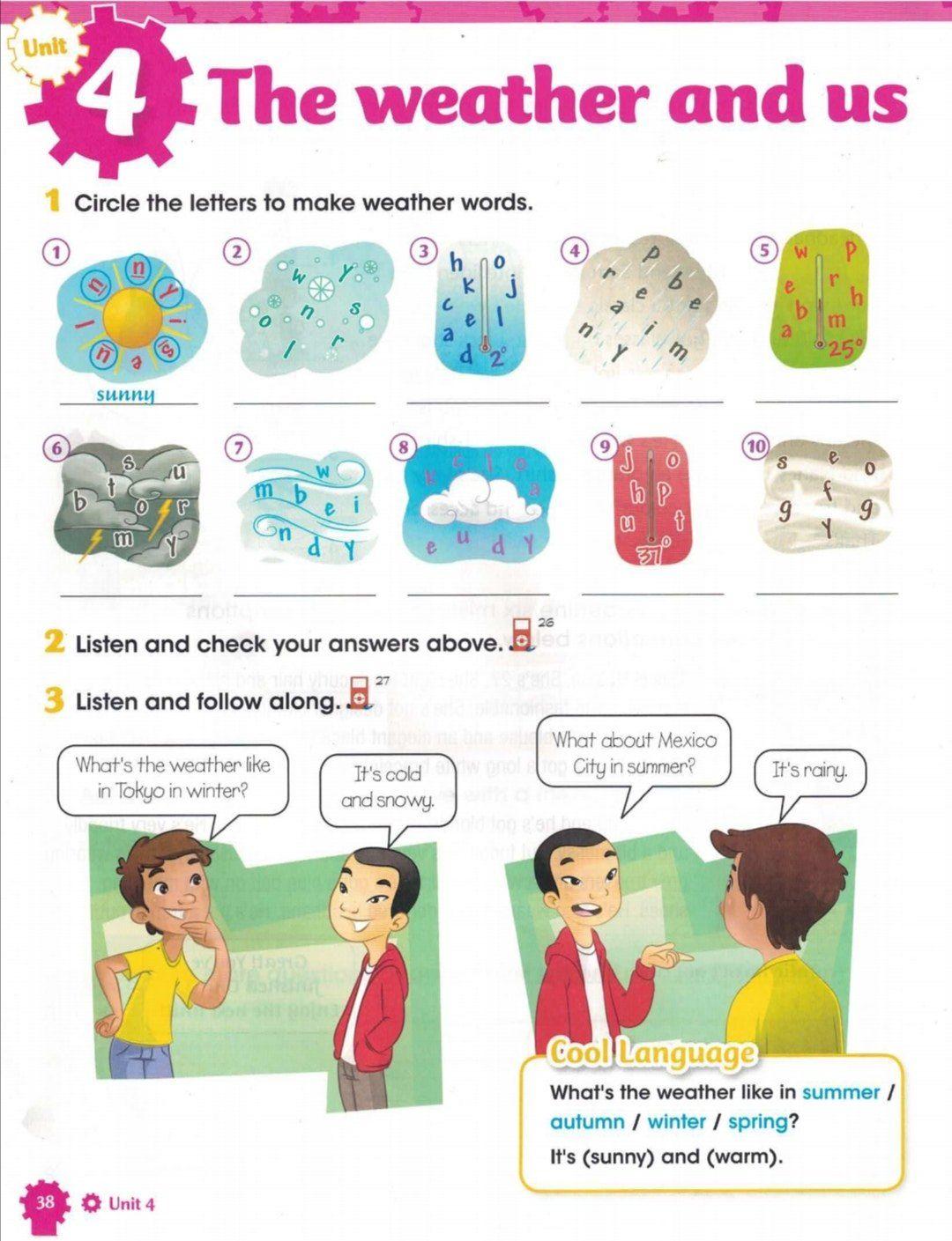 Weather Activities Preschool Printables Kindergarten