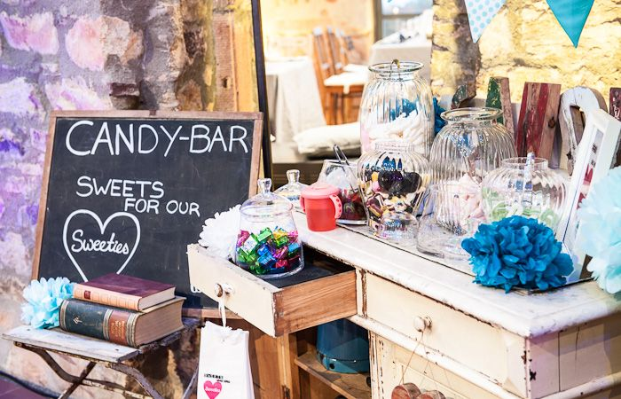 [blickfang] Event Design - der Showroom - Candybar