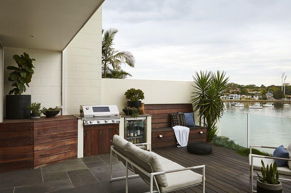 Outdoor kitchen Landscapers, Landscape Design Company | Harrison's Landscaping, Sydney NSW | Drummoyne