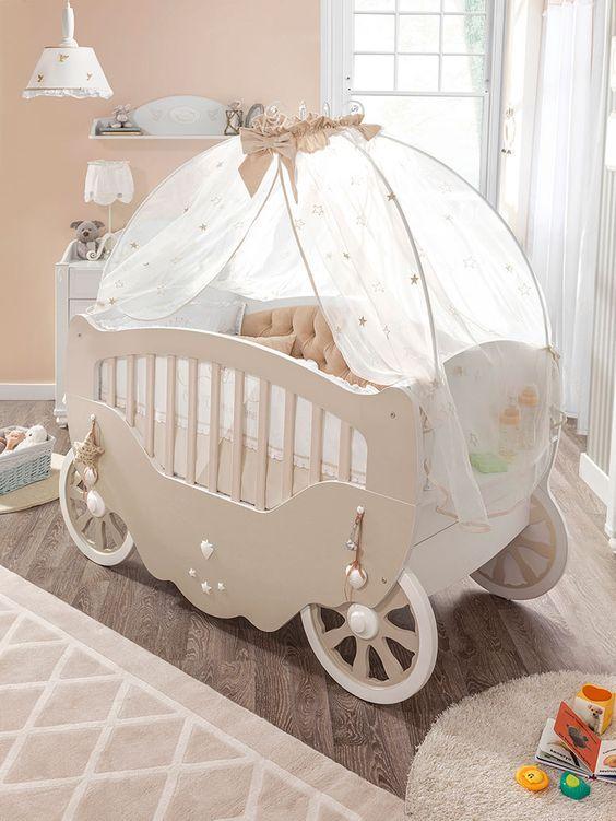 Kinderzimmer baby mädchen  Ideen für Mädchen Kinderzimmer zur Einrichtung und Dekoration. DIY ...