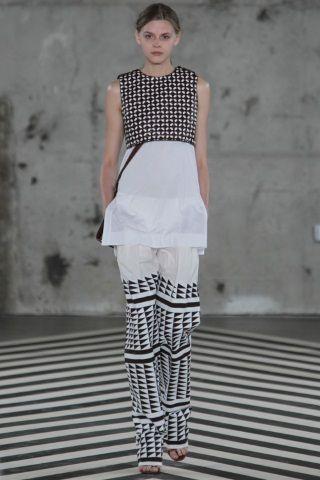 Sfilate Edun Collezioni Primavera Estate 2014 - Sfilate New York - Moda Donna - Style.it