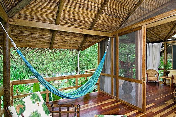 River Suite - Pacuare Lodge