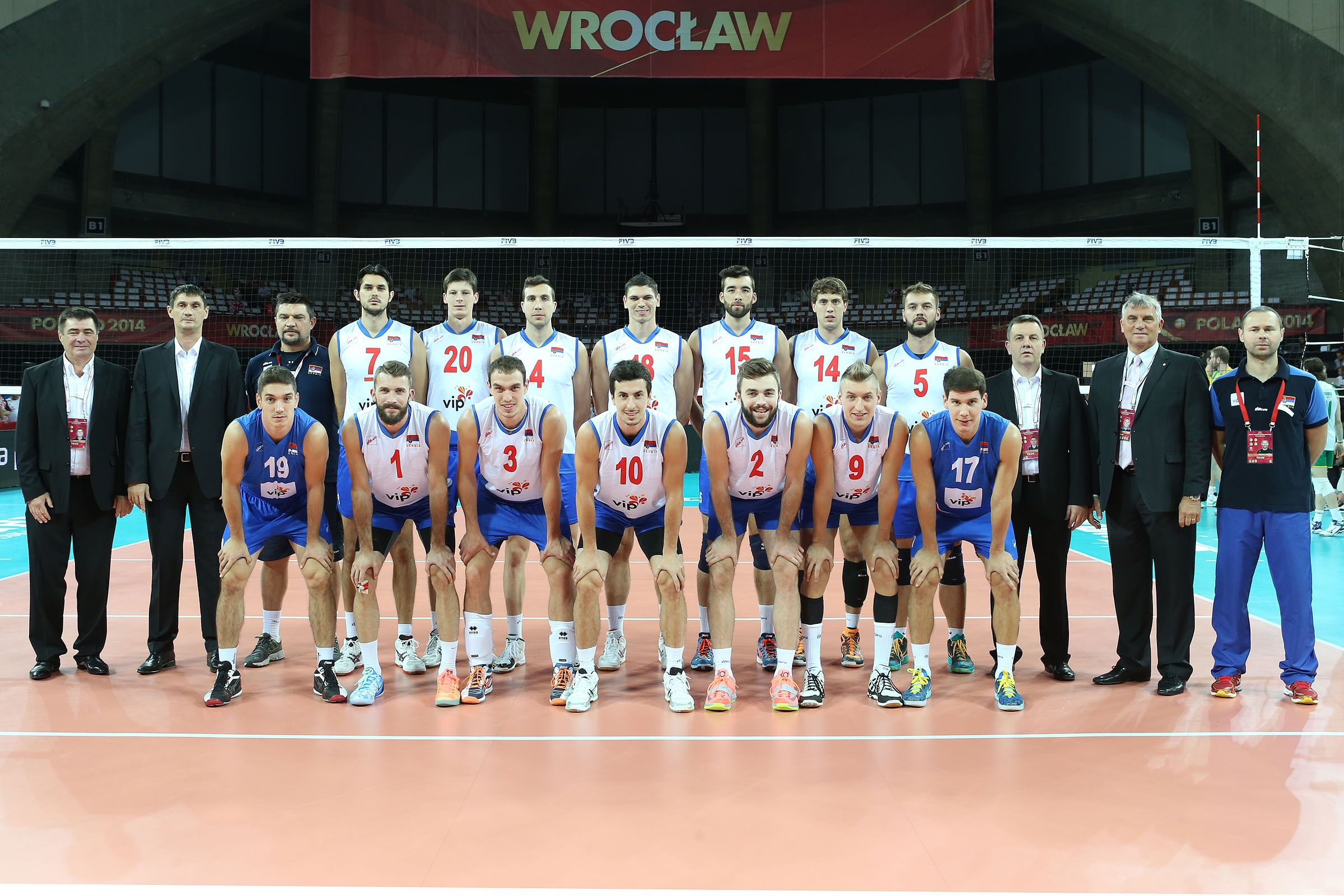 Seniori Srbije na Svetskom prvenstvu u Poljskoj. // Senior men of Serbia at the World Championship in Poland.